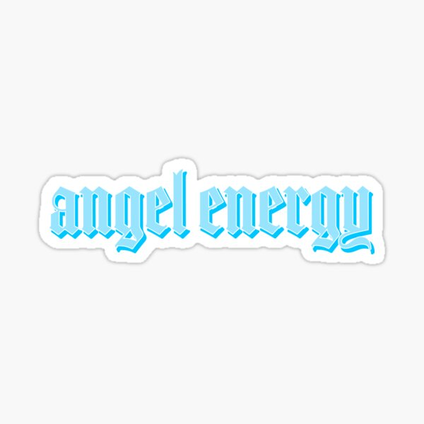 blue angel energy Sticker