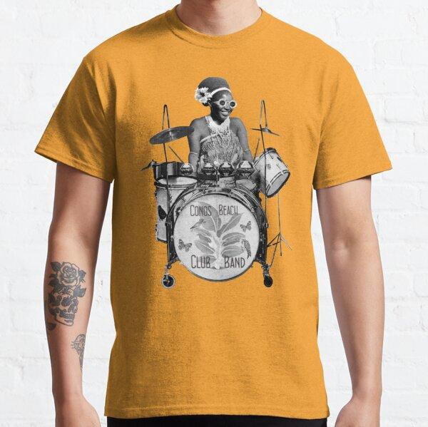 Lady Drummer Classic T-Shirt