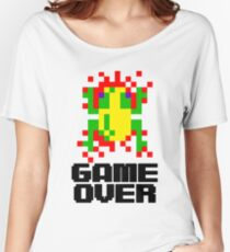 Frogger - Game Over Women's Relaxed Fit T-Shirt