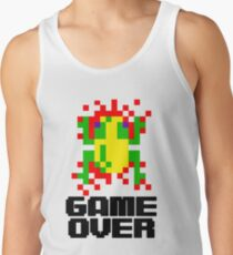 Men's Frogger Game Over Vest - S to 2XL
