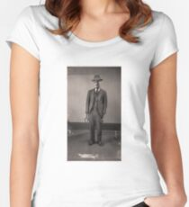 Nice try Bounty hunter! Women's Fitted Scoop T-Shirt