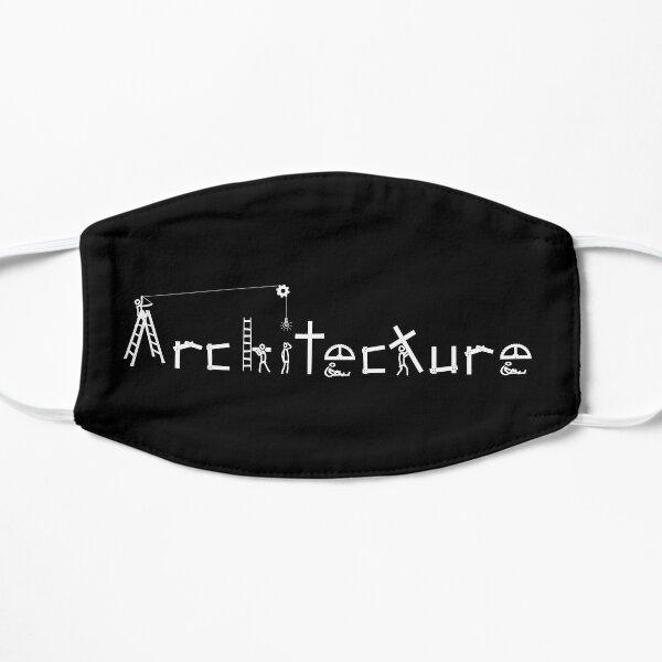 Restless Architecture  Flat Mask