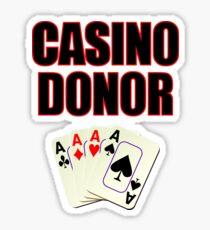 Poker Player T-Shirt - Championship Tournament Clothing Sticker
