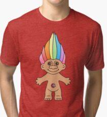 Troll Magic Tri-blend T-Shirt
