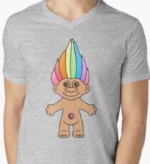 Troll Magic Men's V-Neck T-Shirt