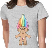 Troll Magic Womens Fitted T-Shirt