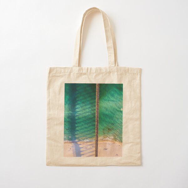 Pier Musical Notes Cotton Tote Bag