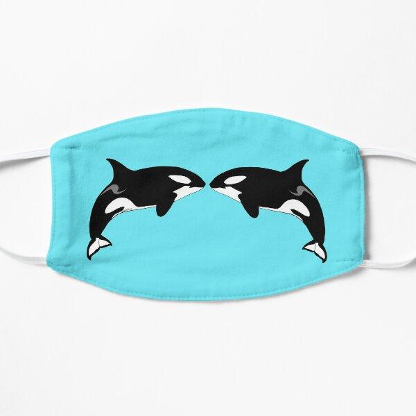 Killer Whale Kiss Mask