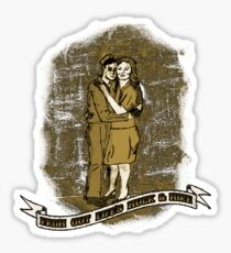 From Out Life's Muck & Mire Sticker