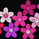 Summer Flowers 5 by sulaartist