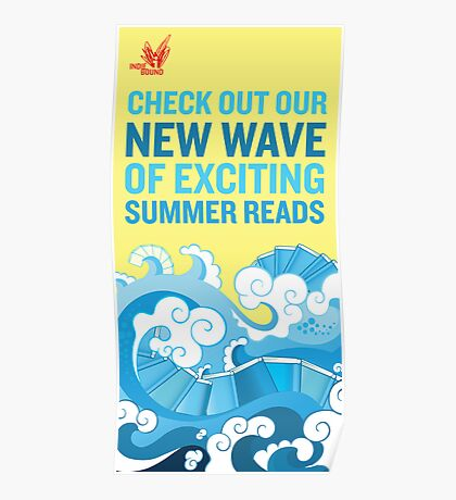 Check Out Our New Wave of Exciting Summer Reads Poster