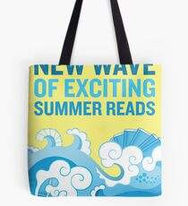 Check Out Our New Wave of Exciting Summer Reads Tote Bag
