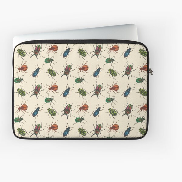 Australian Beetles Laptop Sleeve