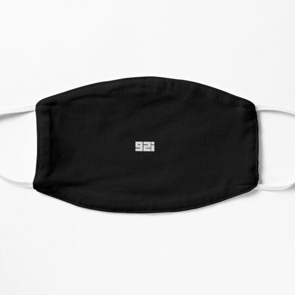 92i - BOOBA (label)  Masque sans plis