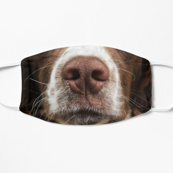 Spaniel Nose Face Mask Mask
