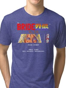 The bride gaiden (Beatrix eyes version) Tri-blend T-Shirt