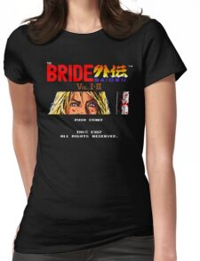 The bride gaiden (Beatrix eyes version) Womens Fitted T-Shirt