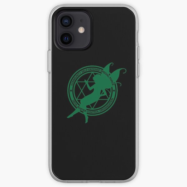 Certified Demon Buster iPhone Soft Case