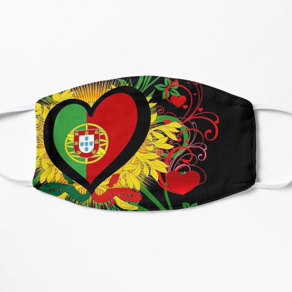 le Portugal Masque sans plis