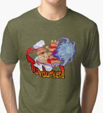 Turducken! Tri-blend T-Shirt