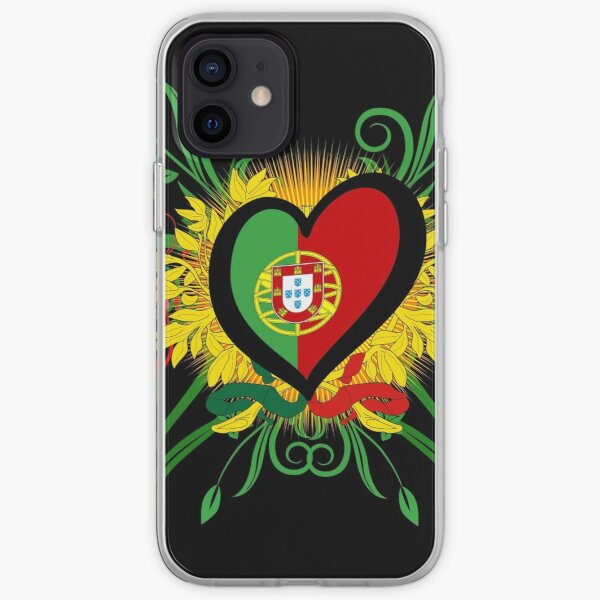 le Portugal Coque souple iPhone