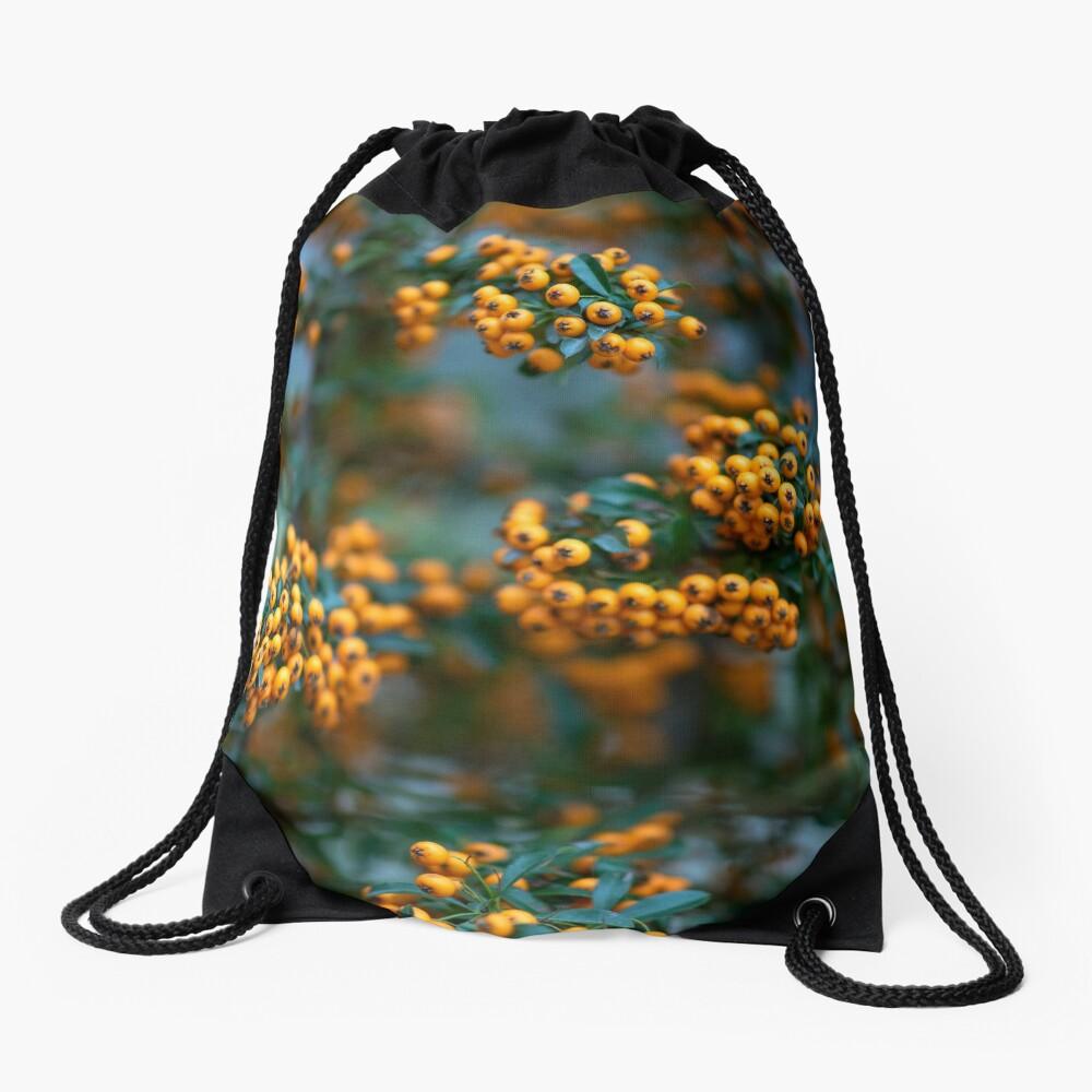 Rowanberry Drawstring Bag