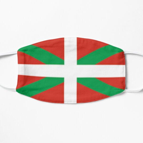Drapeau Pays-Basque Masque sans plis
