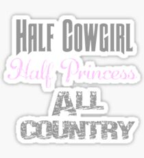 all country Sticker
