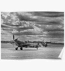 Duxford Summer 1940! Poster