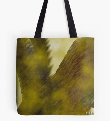 Yellow wings Tote Bag
