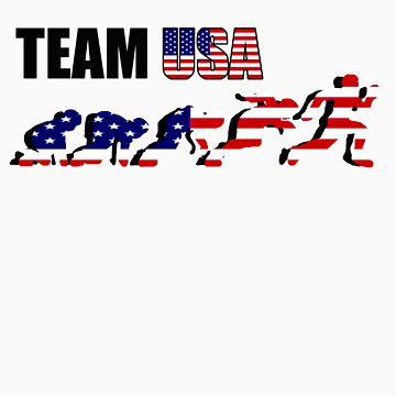 Go Team USA by staticfx