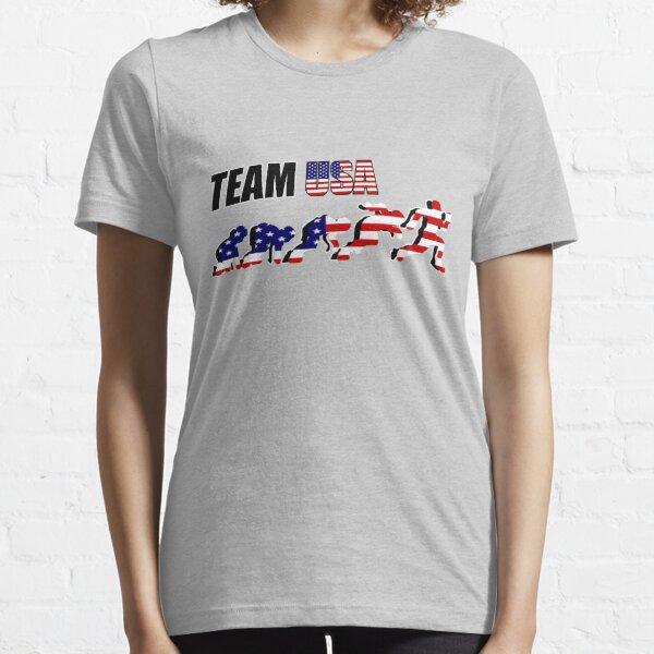 Go Team USA Essential T-Shirt