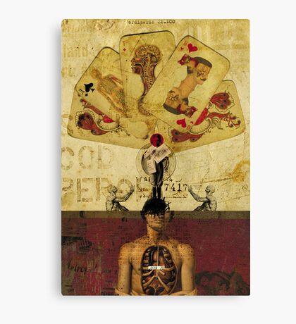 EL AZAR Canvas Print