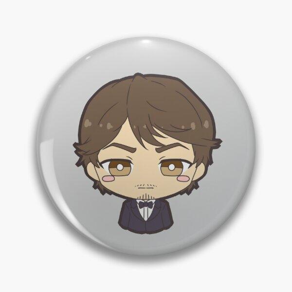 Vocaloid Tonio Pin