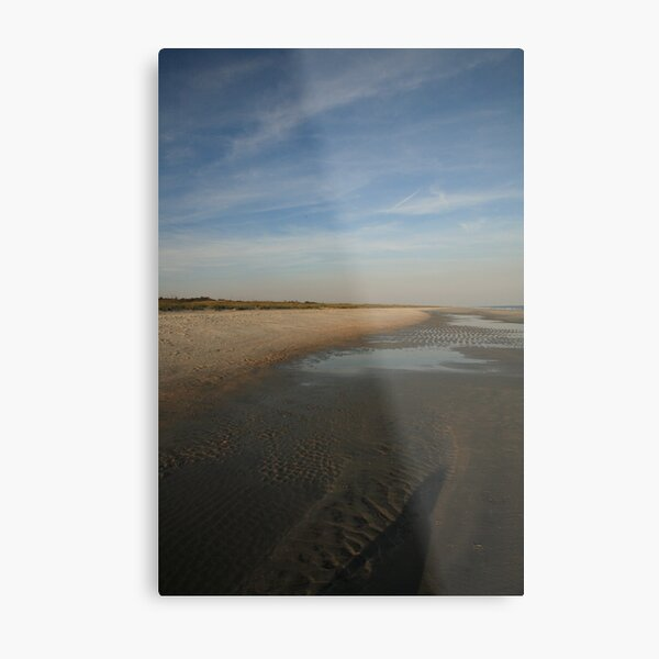 The Tide Metal Print