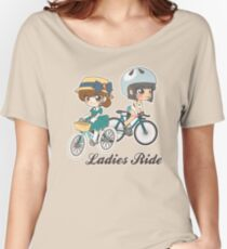 Ladies Ride Women's Relaxed Fit T-Shirt