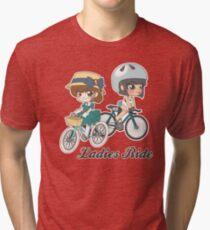 Ladies Ride Tri-blend T-Shirt
