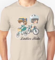 Ladies Ride Unisex T-Shirt