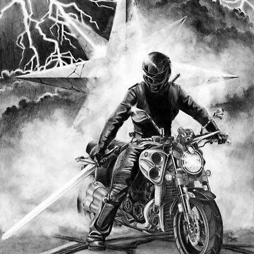 Woman of Thunder by GoldeenHerself