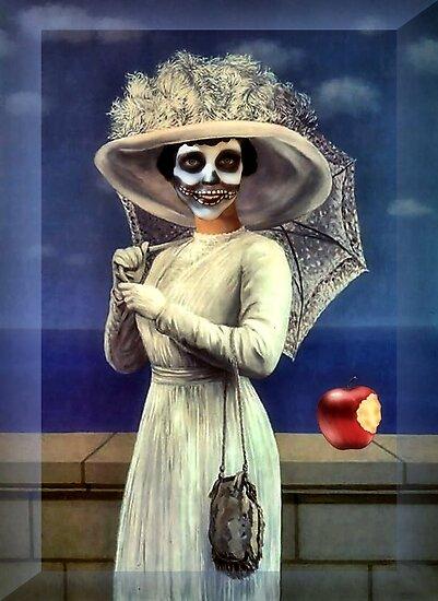 Death With Apple by SuddenJim