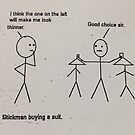 Stickman art #2 by TachyonDream