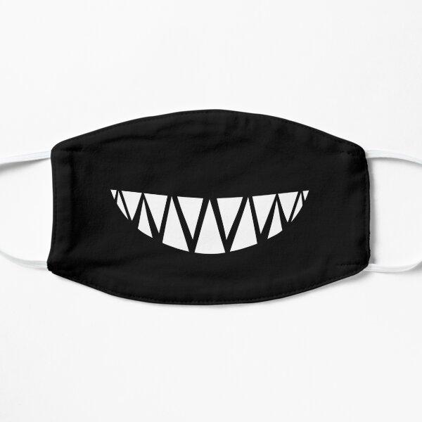 MADNESS || WHITE SHARK JAW TEETH GRILLZ  Flat Mask