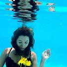 Your Love Is Rain My Heart The Flower by BaVincio