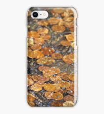 Underwater Coins iPhone Case/Skin