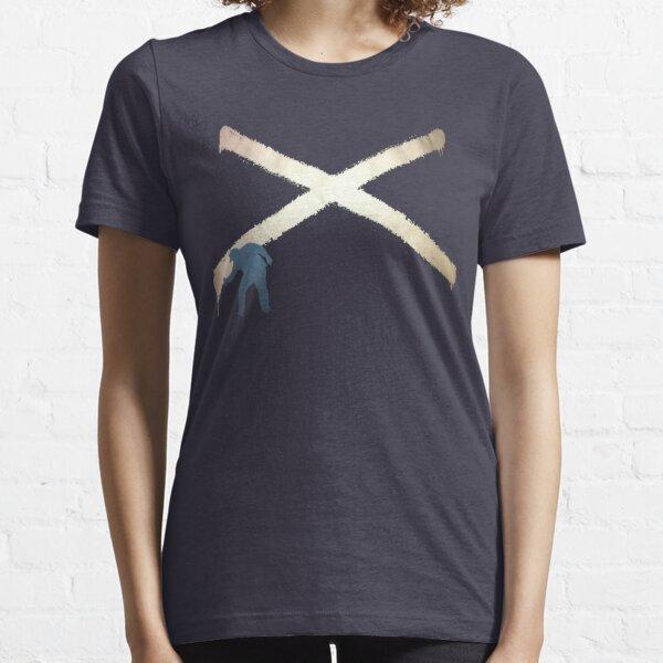 Scotland Urban Saltire Essential T-Shirt