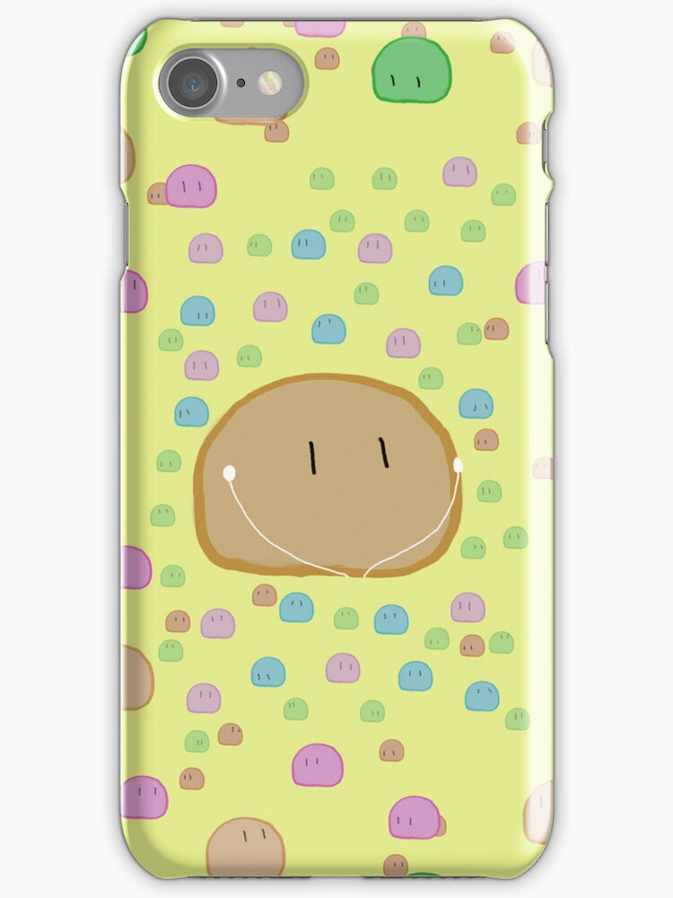 Clannad - Orange Dango IPod Case by Kyrannyx