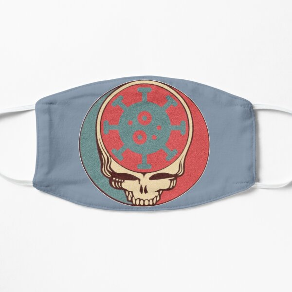 Steal your virus  Flat Mask