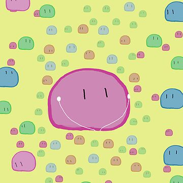 Clannad - Pink Dango IPod Case by Kyrannyx