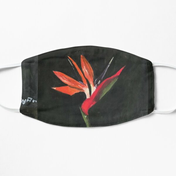 Bird of Paradise - Ryan Olson  Mask