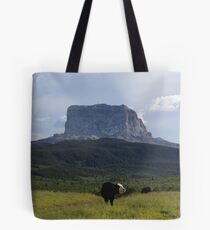 Chief Mountain Tote Bag